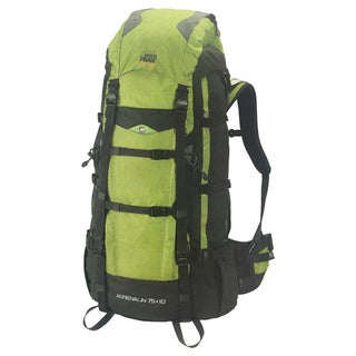 Alpinizmo Adrenaline 75+10 Backpack by High Peak USA