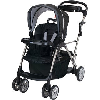 Graco RoomFor2 Stand & Ride Stroller in Metropolis