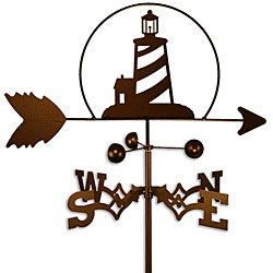 Handmade Nautical Lighthouse Weathervane