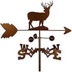 Handmade Deer Buck Weathervane