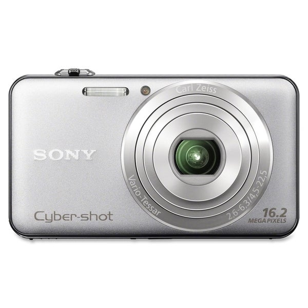 Sony Cyber-shot DSC-WX50 16.2 Megapixel Compact Camera - Silver