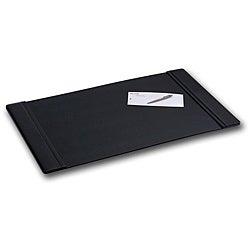 Dacasso Classic Black Leather Desk Pad (38x24)