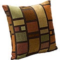 Soho Contemporary Square Accent Pillow
