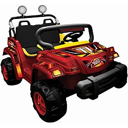 Mighty Wheelz Ride-on