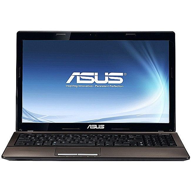 Asus K53U-RBR5 1.6GHz 640GB 15.6-inch Laptop (Refurbished)