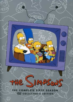 The Simpsons: The Complete First Season (DVD)
