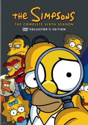 The Simpsons: The Complete Sixth Season (DVD)