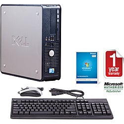 Dell OptiPlex 760 3GHz 750GB SFF Computer (Refurbished)