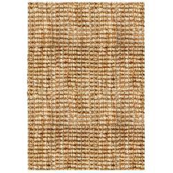 Sahara Boucle Weave Jute Handwoven Rug (8' x 10')