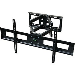 Mount-It! Dual-Arm Articulating TV Wall Mount for 37 to 63-inch TV's