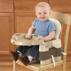 Safety 1st Sit, Snack, and Go Convertible Booster Seat in Decor