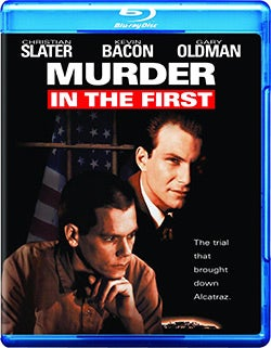 Murder In The First (Blu-ray Disc)