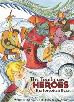 The Treehouse Heroes & The Forgotten Beast (Hardcover)