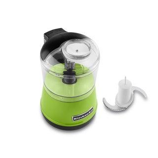 KitchenAid RKFC3511GA Green Apple 3.5-cup Food Chopper (Refurbished)