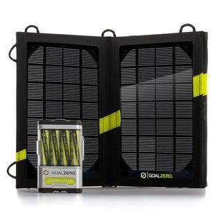 Goal Zero Guide 10 Plus Adventure USB Solar Charging Kit