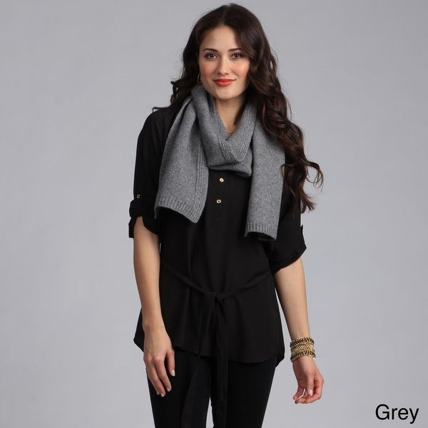Cashmere Showroom Lambswool Scarf