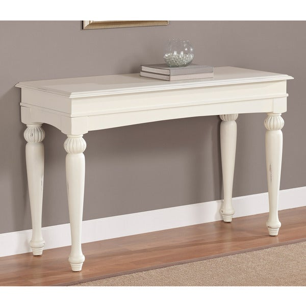 Vanilla Wasatch Sofa Table