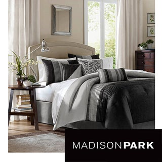 Madison Park Infinity 7-piece Comforter Set