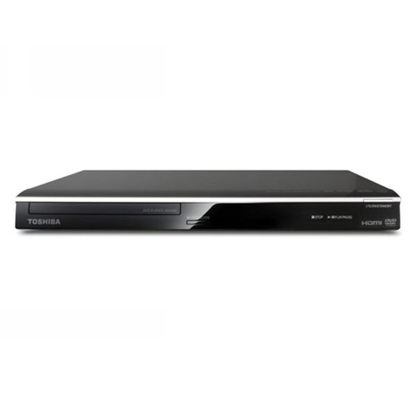 Toshiba SD5300 DVD Player - 1080p - Black