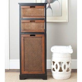 Safavieh Manchester 3-drawer Brown Storage Shelf