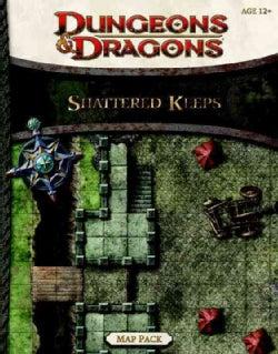 Shattered Keeps Map Pack (Paperback)