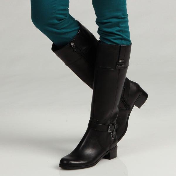 bandolino s cazadora leather boots