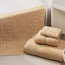 Salbakos 'Busseto' Spa 4-piece Towel Set