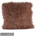 Mongolian Lamb 16-inch Pillow