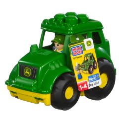 Mega Bloks John Deere Little Vehicle Play Set