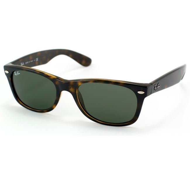 ray ban 39 rb2132 new wayfarer 39 902l havana sunglasses. Black Bedroom Furniture Sets. Home Design Ideas