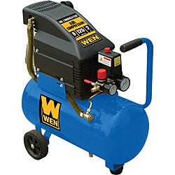 WEN 6-gallon 2HP Horizontal Tank Air Compressor