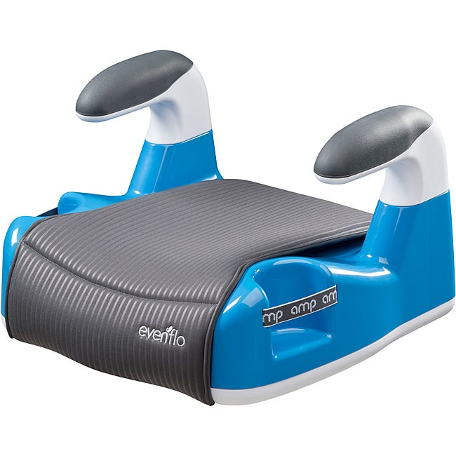 Evenflo Amp Performance No Back Booster Car Seat Review
