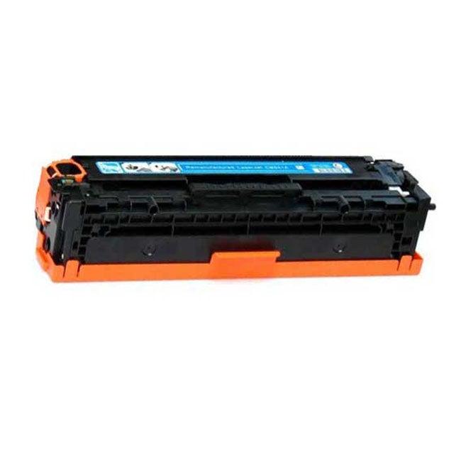 HP Color LaserJet CE321A Compatible Cyan Toner Cartridge