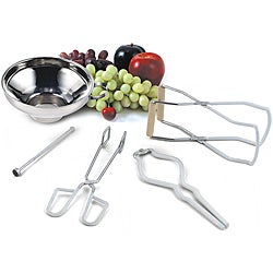 Cook N Home 5-piece Canning Tool Set