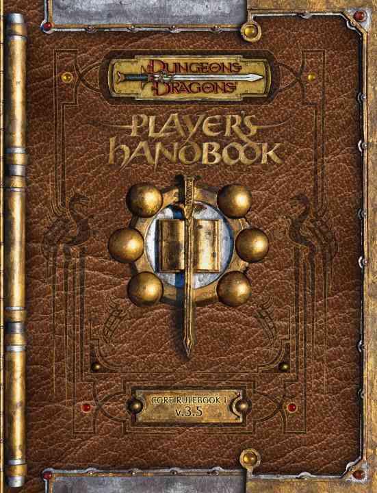 Player's Handbook: Core Rulebook I V. 3.5 (Hardcover)