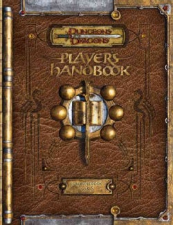 Player's Handbook: Core Rulebook I V. 3.5 (Hardcover)