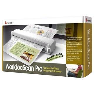 Penpower WorldocScan Sheetfed Scanner - 600 dpi Optical