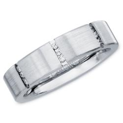 Cobalt Women's 1/6ct TDW Diamond 5-mm Band (H-I, I2)