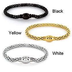 Stainless Steel Hollow Bubble Chain Bracelet