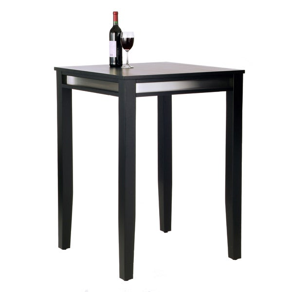 Manhattan Black Pub Table