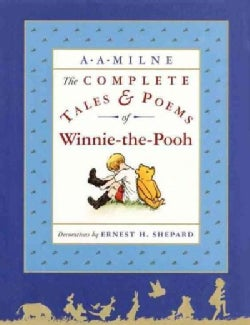 The Complete Tales & Poems of Winnie-The-Pooh (Hardcover)
