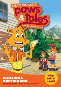 Pleasing and Obeying God: Biblical Wisdom for Kids (DVD video)