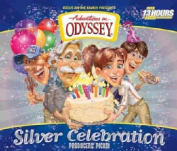Adventures in Odyssey Silver Celebration: Producer's Picks (CD-Audio)