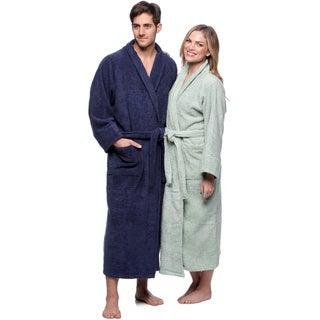 Superior Collection Luxurious Egyptian Cotton Unisex Terry Bath Robe