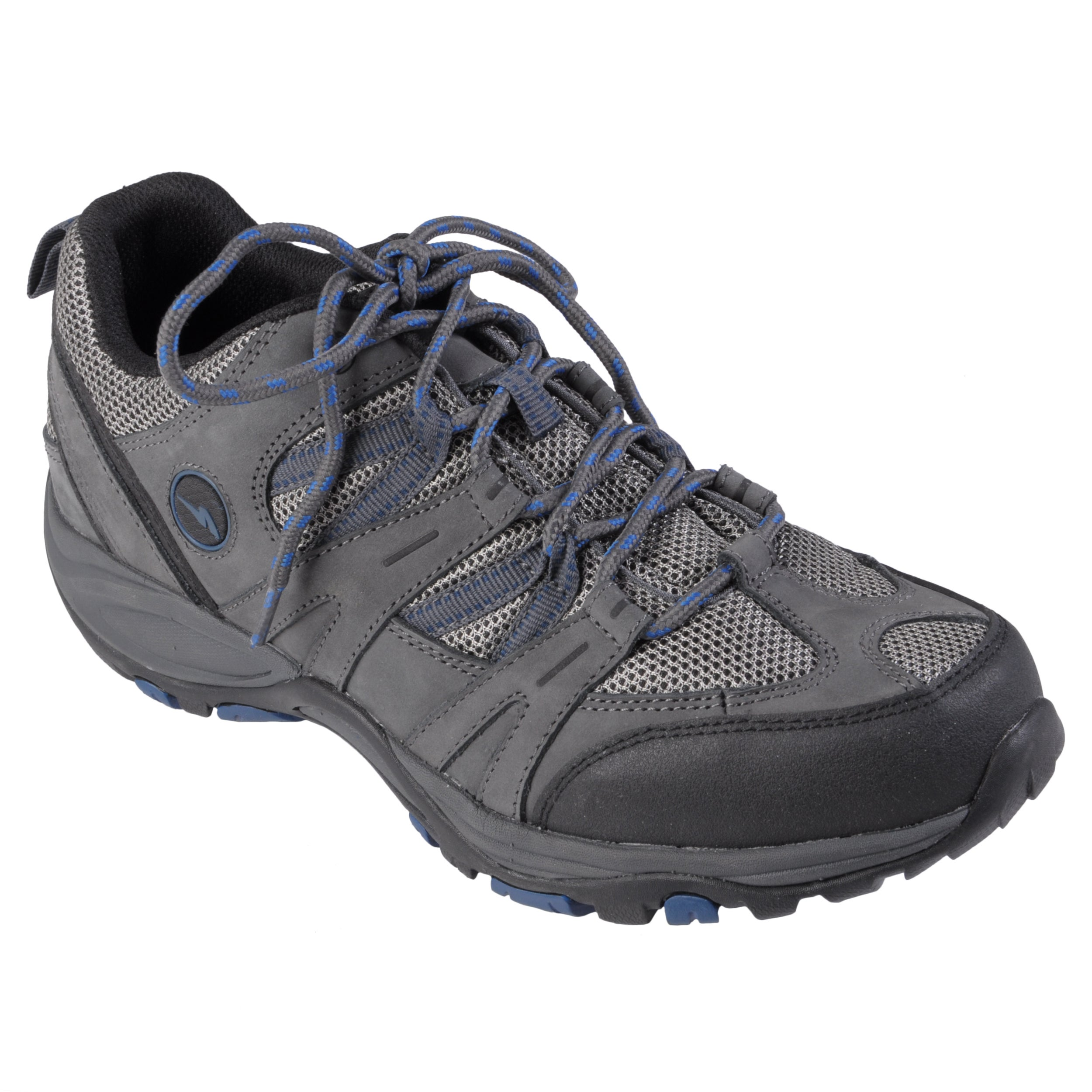 Slickrock Men's Athletic Composite Waterproof Lace-Up Hiking Shoes