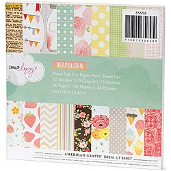 American Crafts 'Dear Lizzy' Neapolitan Paper Pad