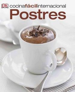 Postres / Desserts (Paperback)