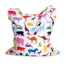Sitting Bull Mini Happy Zoo Fashion Bean Bag Chair