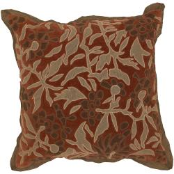 Decorative Vesta 18-inch Down Pillow