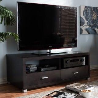 Derwent Modern TV Stand with Drawers